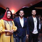 اکران افتتاحیه فیلم سینمایی شماره 17 سهیلا با حضور مهرداد صدیقیان، سیاوش خیرابی و سارا منجزی