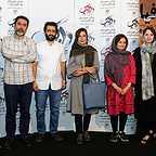 اکران مردمی فیلم «دارکوب» با حضور بازیگران و عوامل