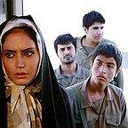 فیلم سینمایی اتوبوس شب با حضور الناز شاکردوست و مهرداد صدیقیان