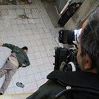 پشت صحنه فیلم سینمایی لاک قرمز به کارگردانی سید جمال سید حاتمی