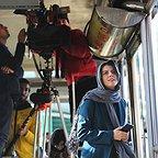 پشت صحنه فیلم سینمایی رگ خواب با حضور لیلا حاتمی