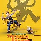 فیلم سینمایی Tad, the Lost Explorer به کارگردانی Enrique Gato