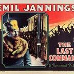 فیلم سینمایی آخرین فرمان با حضور امیل یانینگز