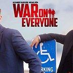 فیلم سینمایی War on Everyone با حضور الکساندر اسکارشگرد، مایکل پنیا و John Michael McDonagh