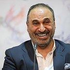 عکس جشنواره ای فیلم سینمایی لاتاری با حضور حمید فرخنژاد
