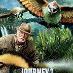 فیلم سینمایی سفر ۲: جزیره اسرارآمیز به کارگردانی برد پیتون