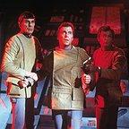 فیلم سینمایی پیشتازان فضا: فیلم با حضور لئونارد نیموی، William Shatner و DeForest Kelley
