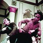 فیلم سینمایی اژدها وارد می شود با حضور بروس لی و Kien Shih