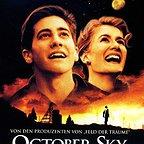 فیلم سینمایی آسمان اکتبر به کارگردانی جو جانستون