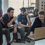 فیلم سینمایی مصاحبه با حضور جیمز فرانکو، Seth Rogen و Evan Goldberg