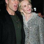 فیلم سینمایی حادثه ترن با حضور Sting و Trudie Styler