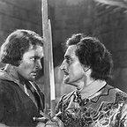 فیلم سینمایی ماجراهای رابین هود با حضور Basil Rathbone و Errol Flynn