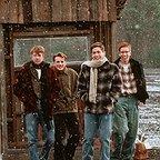 فیلم سینمایی آسمان اکتبر با حضور Chris Owen، Chad Lindberg، جیک جیلنهال و William Lee Scott