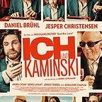 فیلم سینمایی Ich und Kaminski با حضور یسپر کریستنسن و دانیل برول