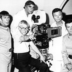 فیلم سینمایی پیشتازان فضا: فیلم با حضور لئونارد نیموی، Robert Wise، William Shatner، DeForest Kelley و Gene Roddenberry