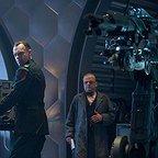 فیلم سینمایی کاپیتان آمریکا: نخستین انتقام جو با حضور توبی جونز و هوگو ویوینگ