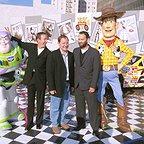 فیلم سینمایی داستان اسباب بازی ۲ با حضور تیم آلن، تام هنکس و جان لستر