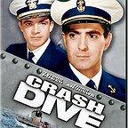 فیلم سینمایی Crash Dive با حضور دانا اندروز و Tyrone Power