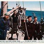 فیلم سینمایی توپ های ناوارون با حضور گریگوری پک، آنتونی کوئین، دیوید نیون، Stanley Baker و Anthony Quayle
