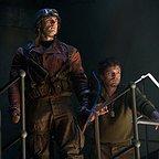 فیلم سینمایی کاپیتان آمریکا: نخستین انتقام جو با حضور کریس ایوانز و سباستین استن