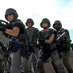 فیلم سینمایی سربازان سفینه با حضور Seth Gilliam، Casper Van Dien و Dina Meyer