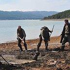 فیلم سینمایی راه بازگشت با حضور اد هریس، Gustaf Skarsgård، کالین فارل، جیم استارگس و Alexandru Potocean