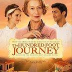 فیلم سینمایی سفر صد پایی به کارگردانی لاسه هالستروم