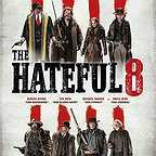 فیلم سینمایی هشت نفرت انگیز با حضور والتون گوگینس، ساموئل ال. جکسون، مایکل مدسن، کرت راسل، بروس درن، جیمز پارکس، تیم راث و جنیفر جیسن لی