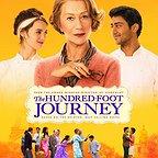 فیلم سینمایی سفر صد پایی با حضور هلن میرن، شارلوت ل بن و Manish Dayal