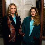 سریال تلویزیونی توئین پیکس با حضور Mädchen Amick و Peggy Lipton