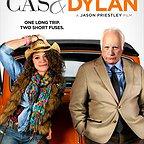 فیلم سینمایی Cas & Dylan با حضور ریچارد درایفس و تاتیانا مازلانی