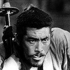 فیلم سینمایی هفت سامورایی با حضور توشیرو میفونه