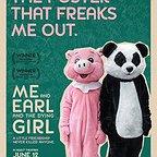 فیلم سینمایی من و اِرل و دختر درحال مرگ به کارگردانی Alfonso Gomez-Rejon