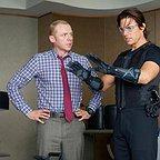 فیلم سینمایی مأموریت غیرممکن: پروتکل شبح با حضور سایمون پگ و تام کروز