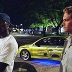فیلم سینمایی ۲سریع و ۲خشمگین با حضور پل واکر و Tyrese Gibson