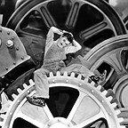 فیلم سینمایی عصر جدید با حضور چارلی چاپلین