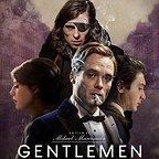 فیلم سینمایی Gentlemen با حضور David Dencik، Ruth Vega Fernandez، Sverrir Gudnason و David Fukamachi Regnfors