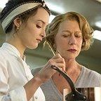 فیلم سینمایی سفر صد پایی با حضور هلن میرن و شارلوت ل بن