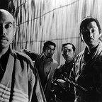فیلم سینمایی هفت سامورایی با حضور Takashi Shimura