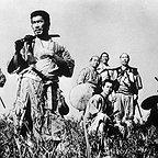 فیلم سینمایی هفت سامورایی با حضور توشیرو میفونه و Takashi Shimura