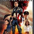فیلم سینمایی کاپیتان آمریکا: نخستین انتقام جو به کارگردانی جو جانستون