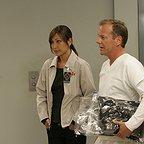 سریال تلویزیونی 24 با حضور کیفر ساترلند و Christina Chang