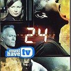 سریال تلویزیونی 24 با حضور کیفر ساترلند، Mary Lynn Rajskub و James Morrison