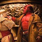 فیلم سینمایی پسرجهنمی ۲: ارتش طلایی با حضور Luke Goss و ران پرلمن