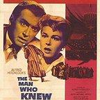فیلم سینمایی مردی که زیاد می دانست با حضور Doris Day و جیمزاستوارت