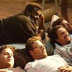 فیلم سینمایی این پایان کار است با حضور دنی مک براید، جیمز فرانکو، Craig Robinson، Seth Rogen و جونا هیِل