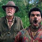 فیلم سینمایی سفر ۲: جزیره اسرارآمیز با حضور لوئیس گازمن و مایکل کین