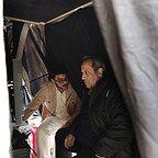 پشت صحنه فیلم سینمایی شعلهور با حضور حمید نعمتالله و محمدرضا شفیعی