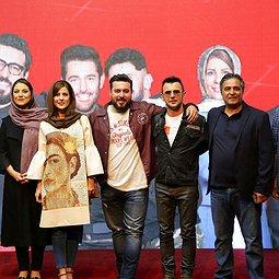 """گزارش تصویری جشن سریال """"ساخت ایران ۲"""" در پردیس ملت"""