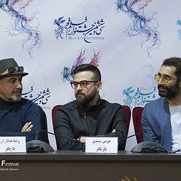 فوتوکال و نشست خبری فیلم «مصادره» با حضور بازیگران و عوامل